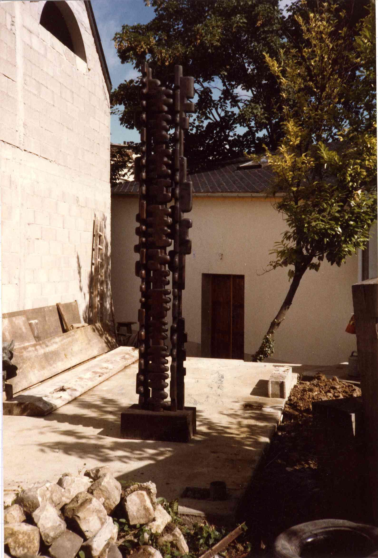 Stèle Tacoma