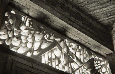 Vitrail Relief de Baccarat