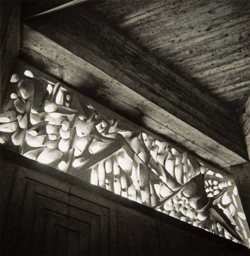 Vitrail Relief pour l'église Saint-Remy de Baccarat