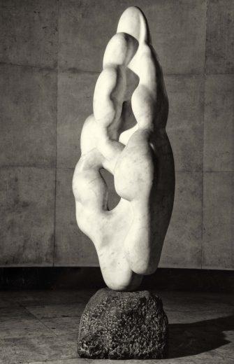 Croissance, marbre