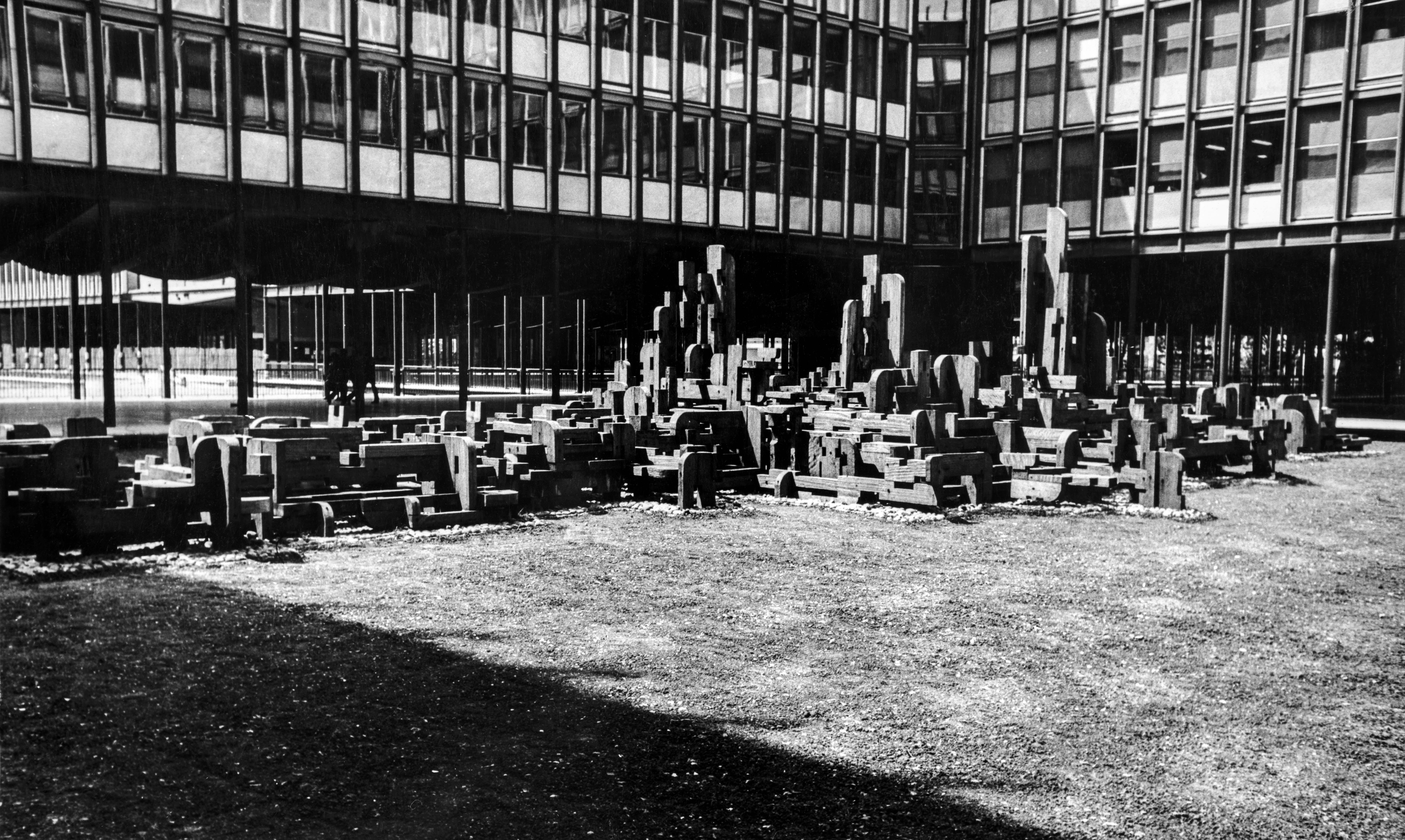Labyrinthe de Jussieu