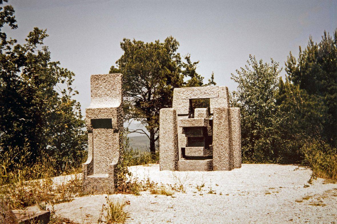 <p>Sculpture monumentale</p>