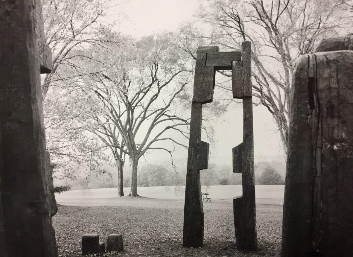 <p><em>L'été de la forêt </em>et le parc de Rockefeller en hiver</p>