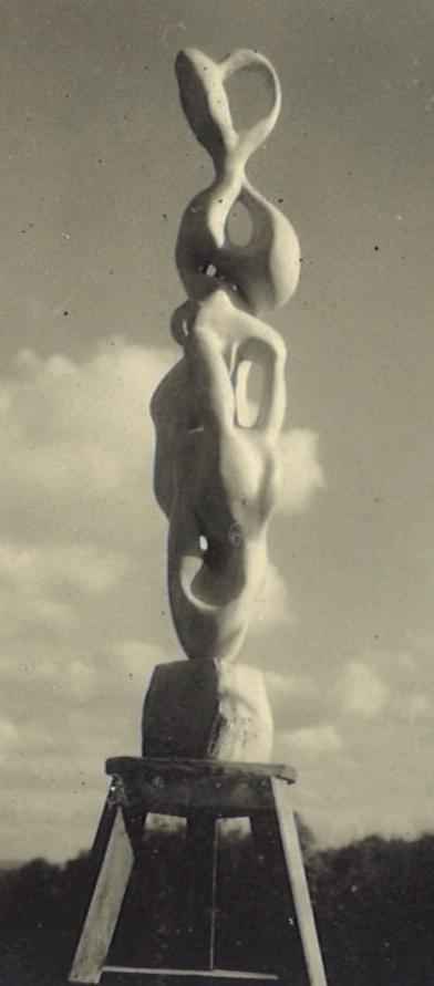 <p>Métamorphose, 1945-1946</p>