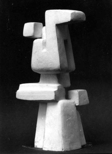 Sculpture au bec